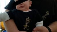 Baby Body lightblue size 74/80