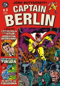 Captain Berlin Comic
