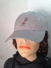 "Cap ""Der Todesking"" (Grey with silver logo)"
