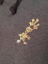 """Sweater """"25 Jahre Todesking"""" mit Kapuze (Größe L)"""