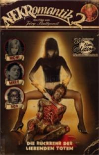 Nekromantik2 Hardbox 20th anniversary limited edition