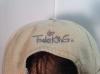 """Cap """"Der Todesking"""" (Beige with silver logo)"""