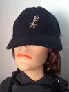 "Cap ""Der Todesking"" (black with golden logo)"