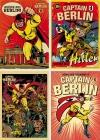 Captain Berlin Postkartenset